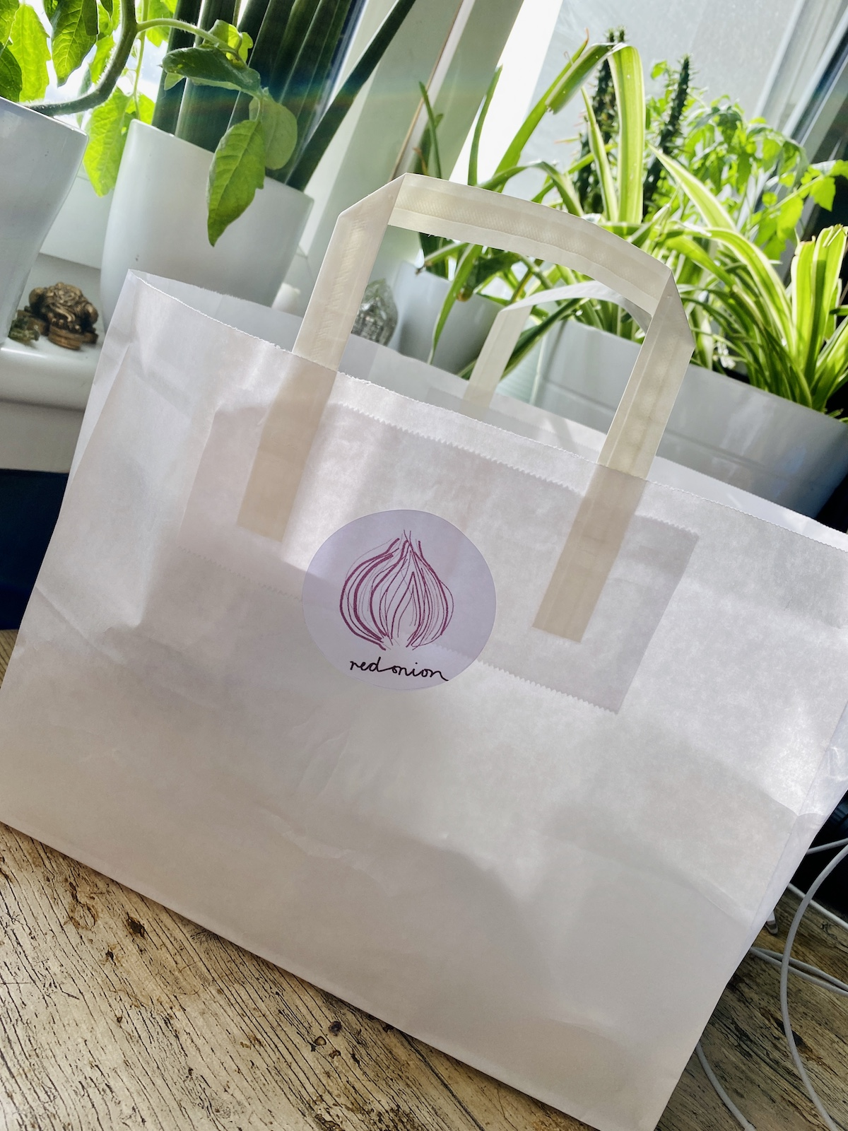 red onion itison at home bag