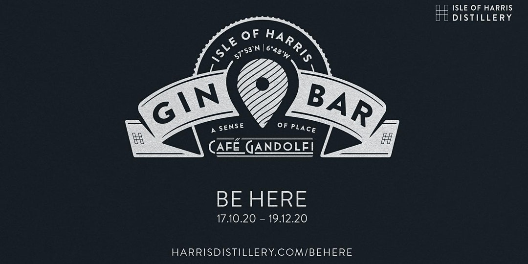 Harris gin bar Glasgow cafe gandolfi