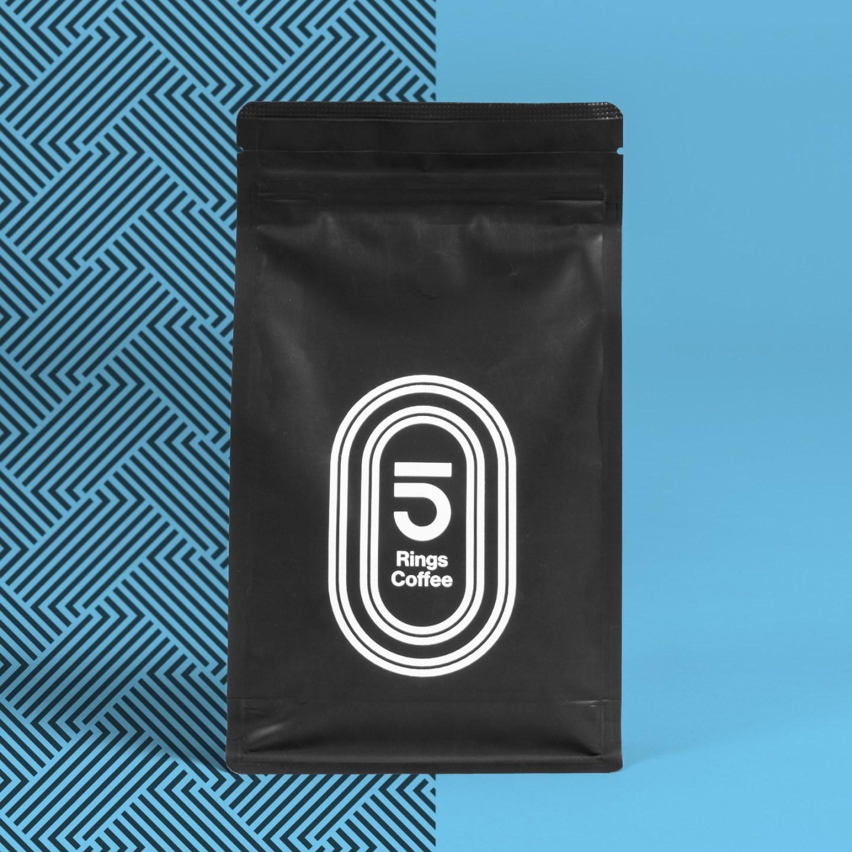 5 rings coffee