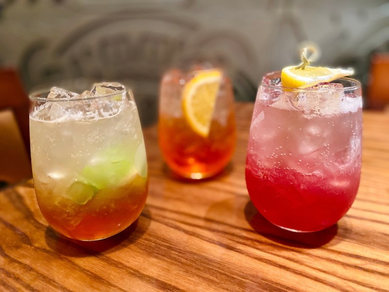 Hard Rock Cafe Festival 2020 drinks
