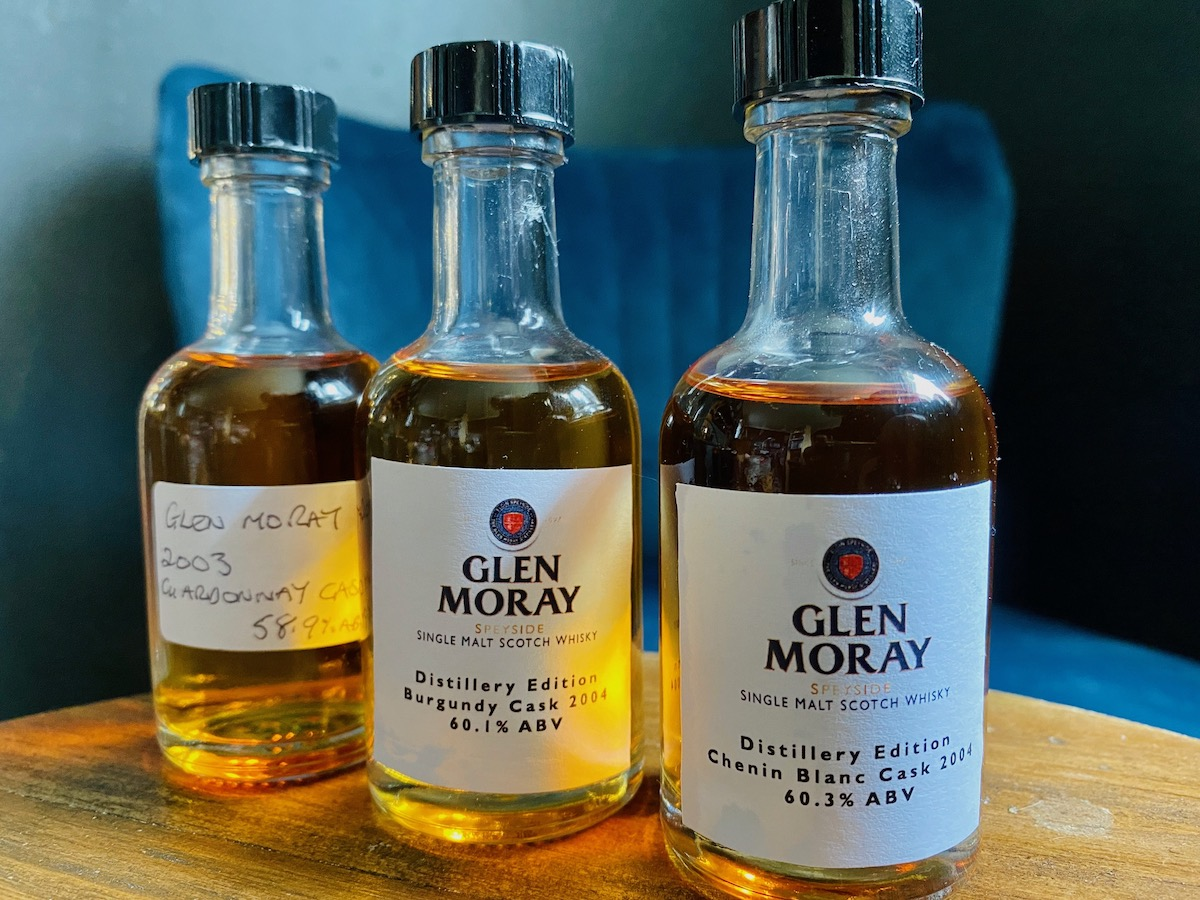 glen moray close up