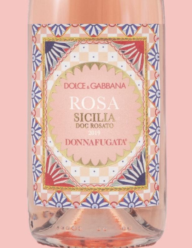 Eusebi deli afternoon tea Dolce and gabanna fizz