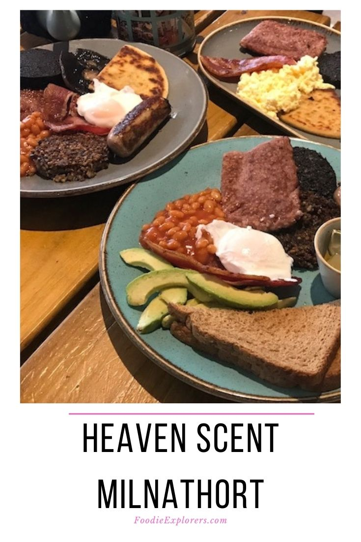Foodie Explorers Heaven Scent Milnathort Pinterest Pin