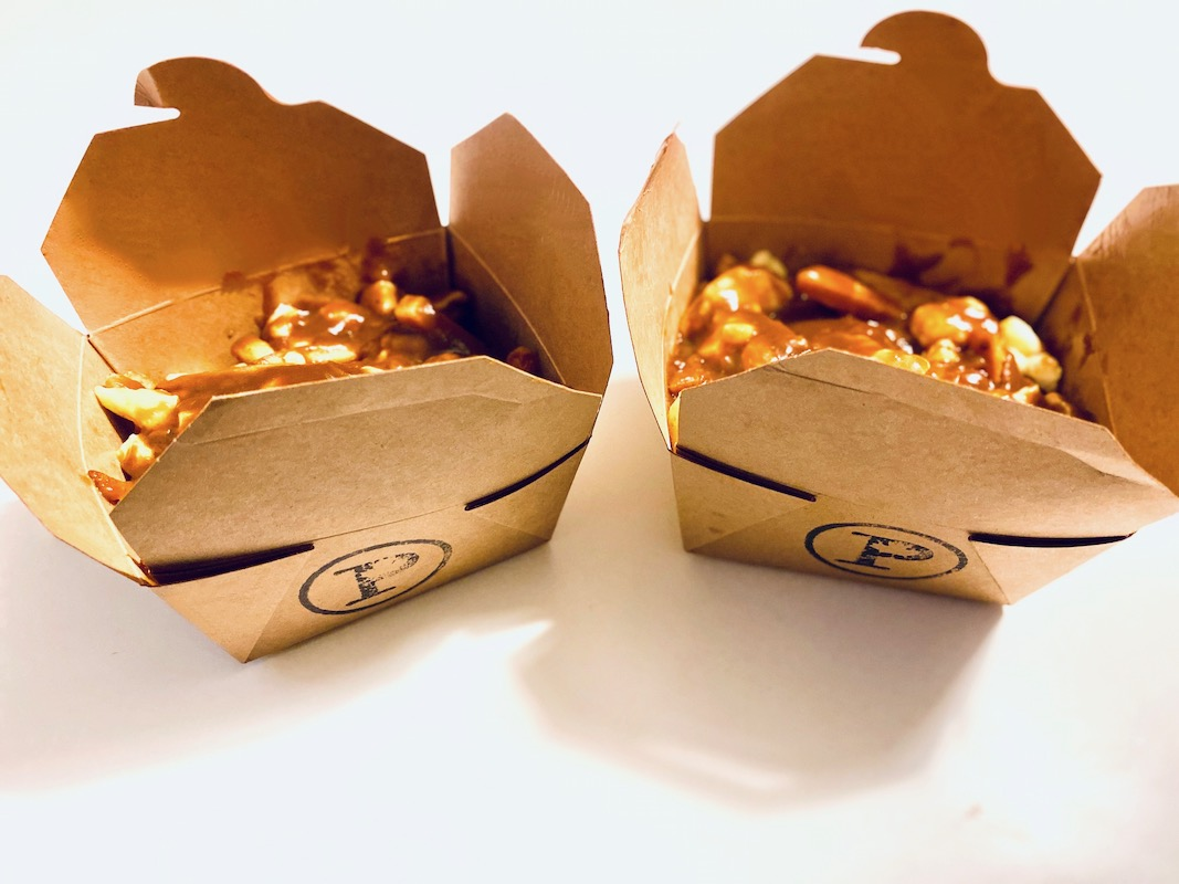 the poutinerie