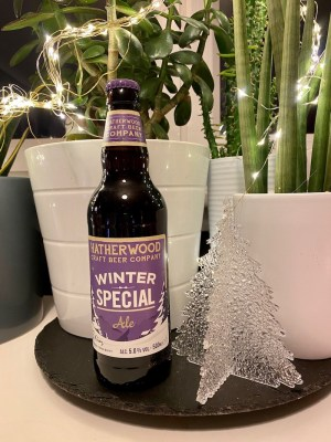winter special bottle