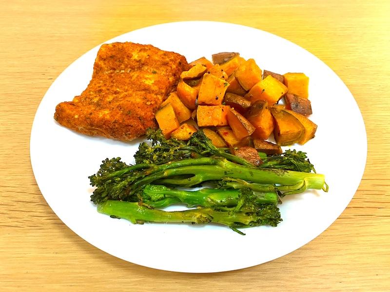 the honest chef peri peri chicken cooked