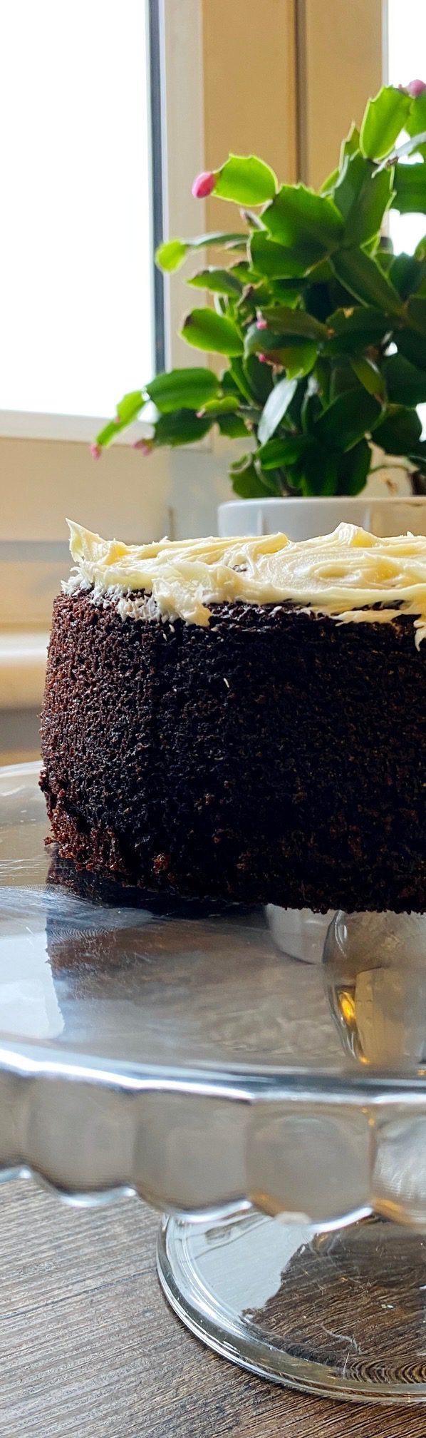 Guinness Cake Thin