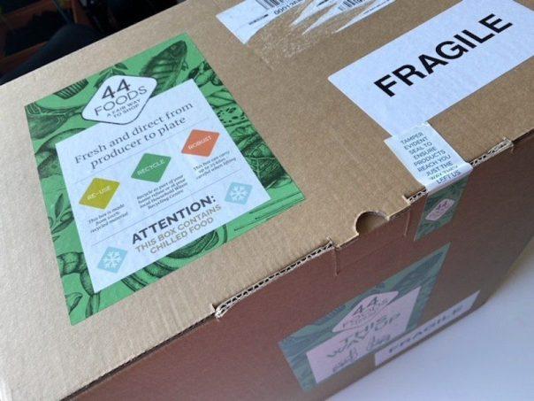 44 foods packaging