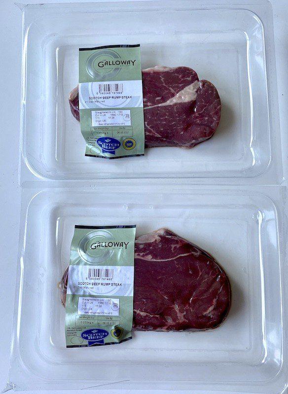 44 foods rump steak