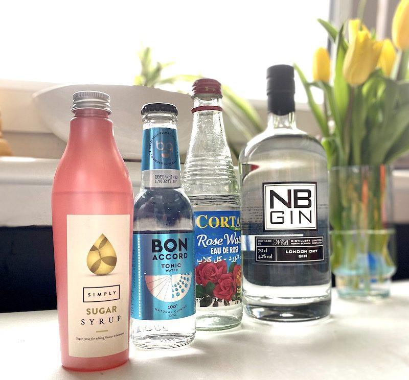 Rose Gin & Tonic