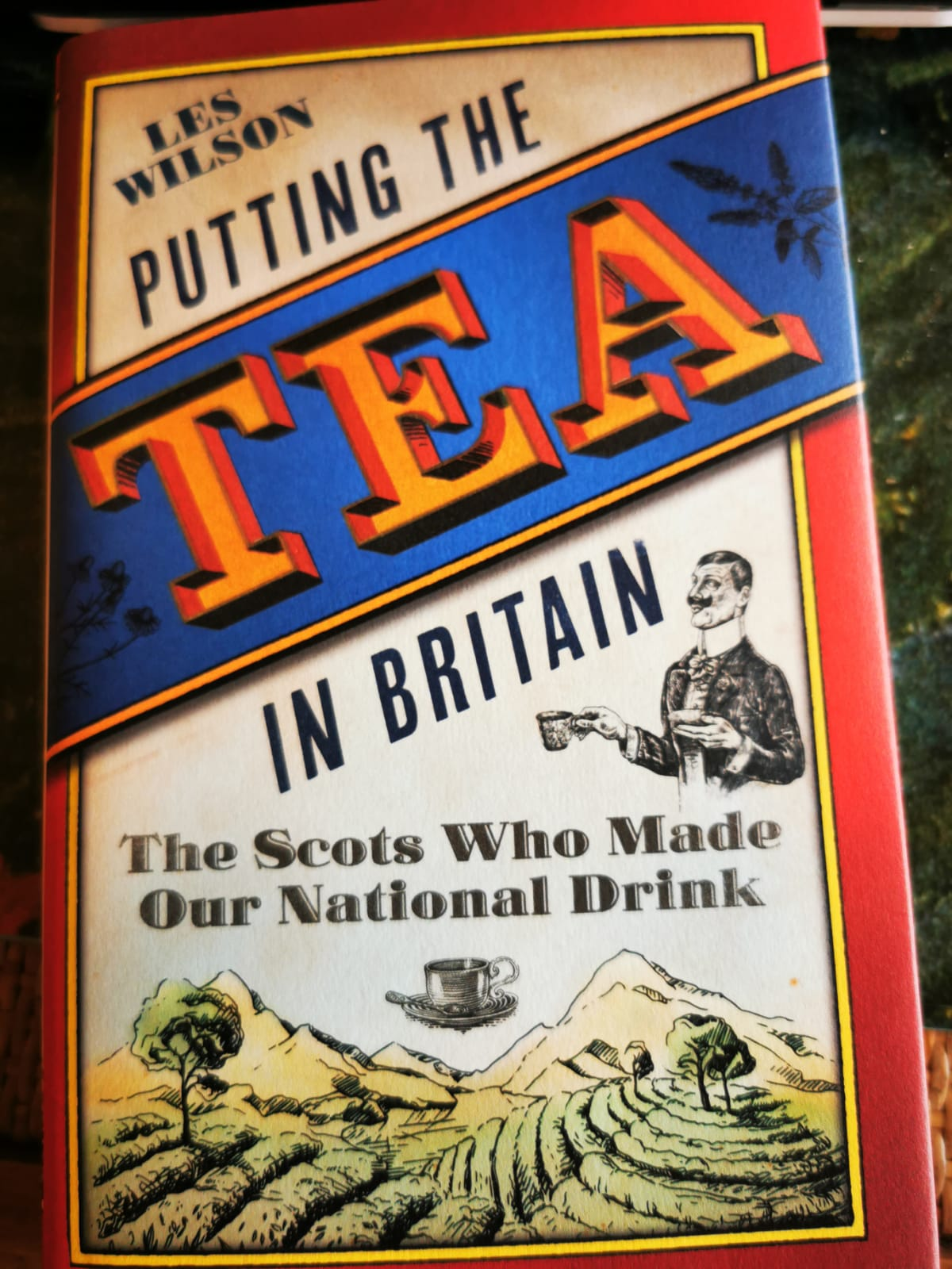 Putting the tea in Britain book review