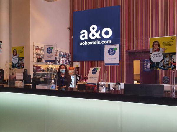 A&I Edinburgh city hostel