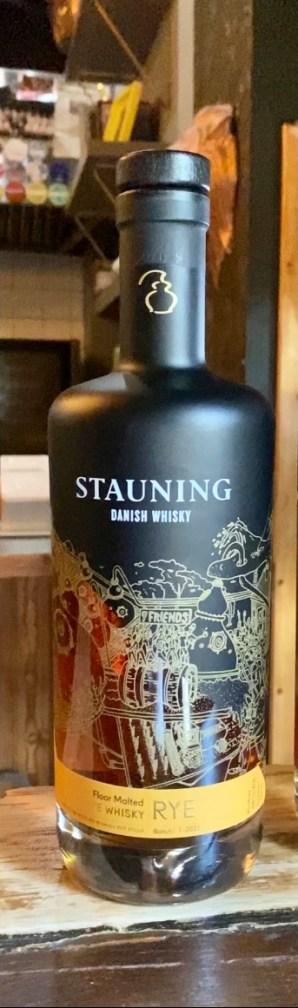 stauning danish whisky rye