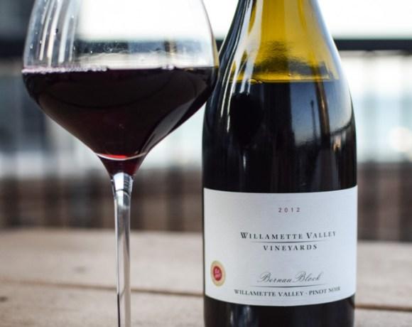 Wine Wednesdays! Featuring Willamette Vineyards Bernau Block Pinot Noir