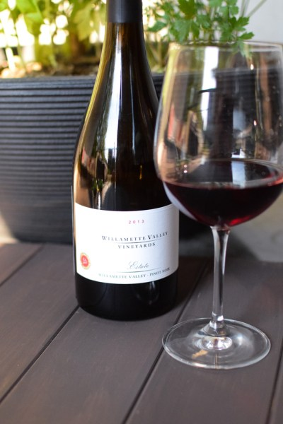 Wine Wednesdays – 2013 Willamette Valley Vineyards Estate Pinot Noir