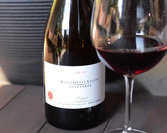 Wine Wednesdays – 2013 Willamette Valley Vineyards Estate Pinot Noir
