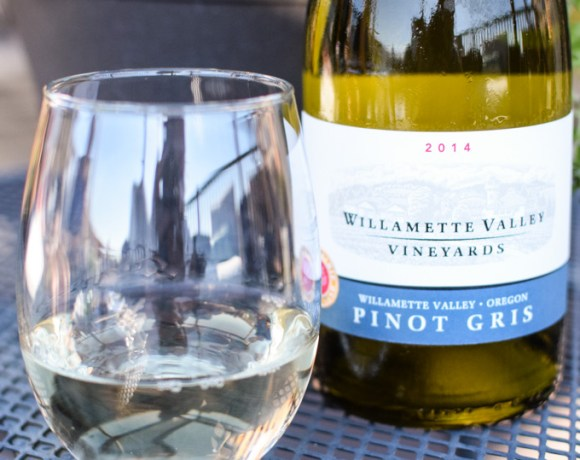 Wine Wednesdays – Willamette Valley Vineyards Pinot Gris