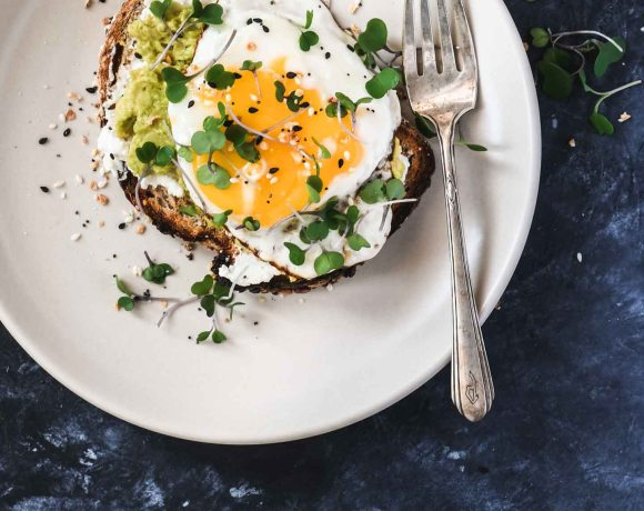 The Ultimate Ricotta Avocado Toast
