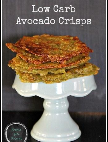 Avocado Crisps
