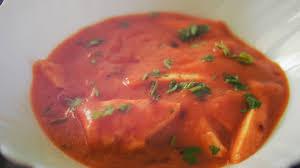 Paneer Tomato Gravy