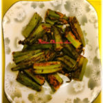 Indian Masala okra