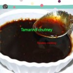 Tamarind chutney/sauce