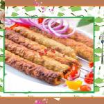 Vegetable Seekh Kabab Recipe