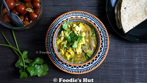 Egg tadka dal-recipe by Foodie's Hut