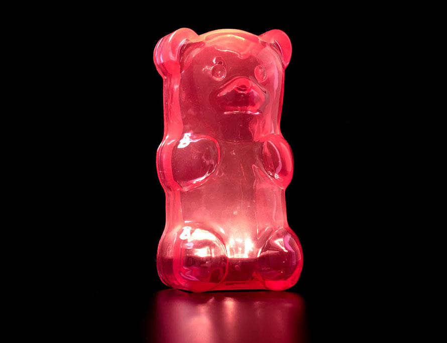 Battery Operated Art Lamp