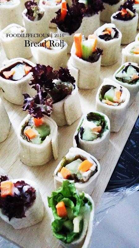 Sushi Bread Roll   Racheal Loh