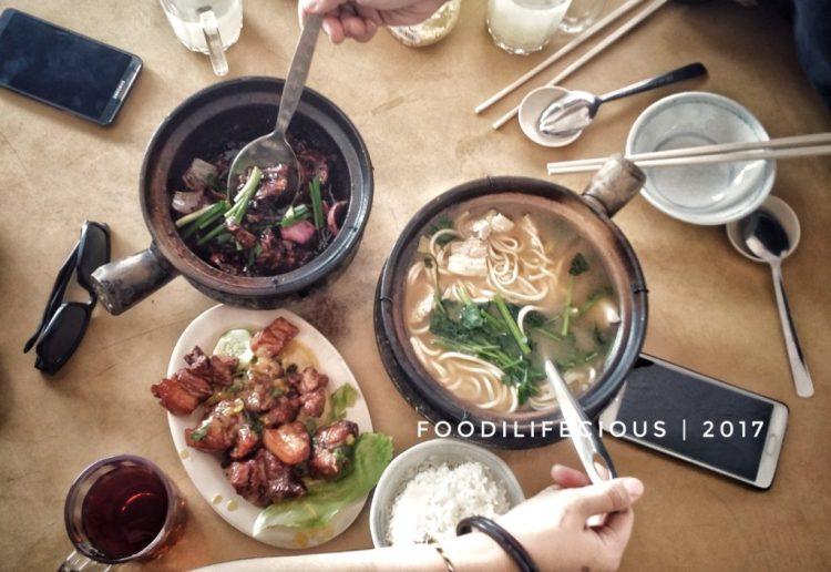 Kajang Famous Spicy Hot Soup 辣汤 @ Sg. Chua, Kajang