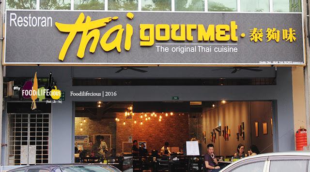 Thai Gourmet 泰够味 @ Puchong New Village