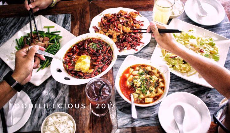 Szechuan Food Lover   The Only Authentic Szechuan Food in Kota Damansara, KL   Lucky Cuisine