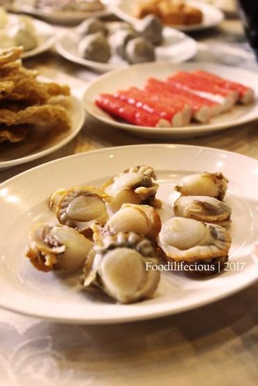 Scallop & Crabstick
