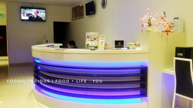 Where to stay: East Sun Hotel Sekinchan -Foodilifecious Preferred Hotel