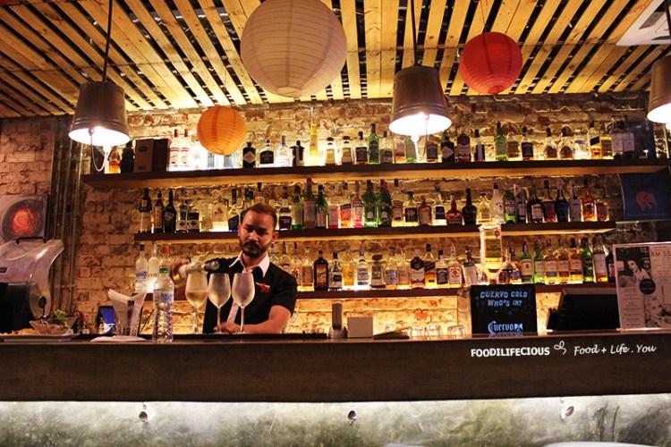 Pisco Bar Changkat Bukit Bintang