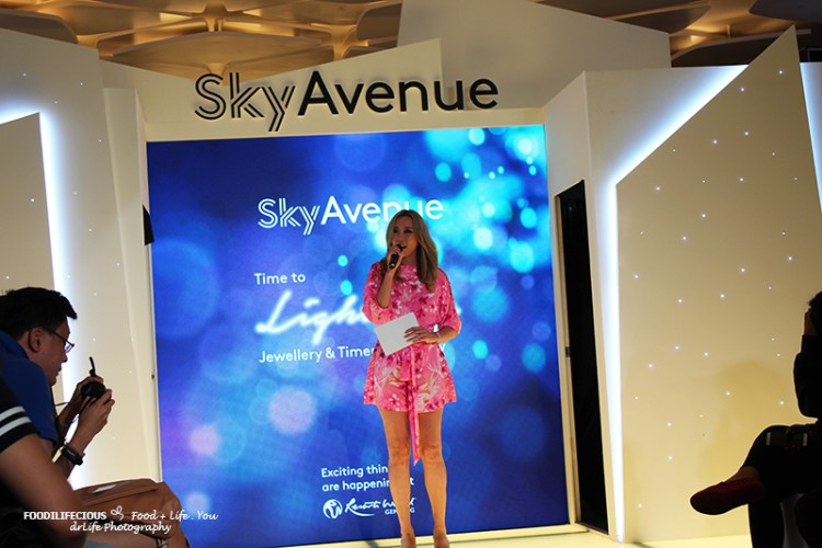 Glitz And Glamour Fashion Show at SkyAvenue, Resorts World Genting