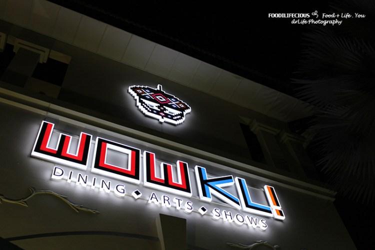 WOWKL: Dining – Art – Show + Outdoor Sports Bar | Kuala Lumpur