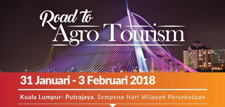 Road to Agro Tourism Vol 3 - Special Program KL - Putrajaya by Malaysia Tourism (MTC)