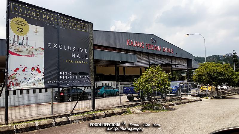 Marilah Berbuka Puasa at Kajang Perdana Avenue with Azam Pandan