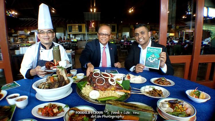 Ramadan Buffet at Rajawali