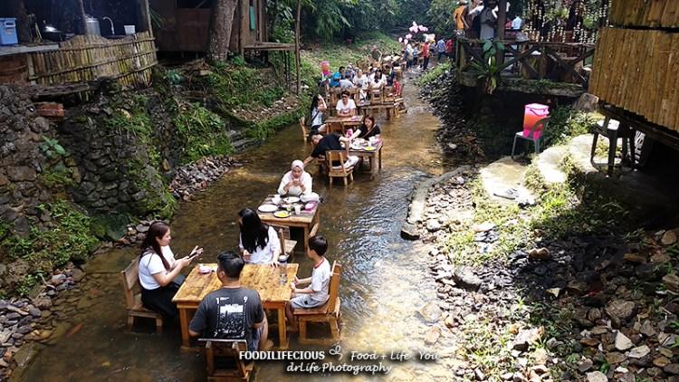 BBQ LAMB KL Kemensah: Lunch In The River Kuala Lumpur