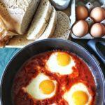 Uova in brodetto