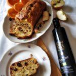 Plumcake all'olio di oliva
