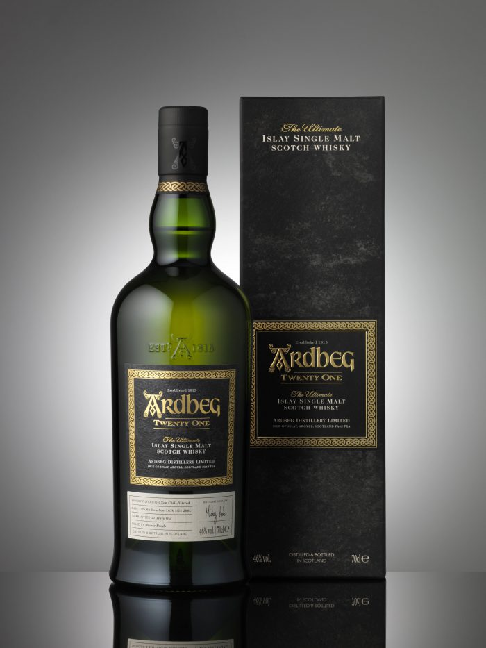 Ardbeg Twnty One_grey