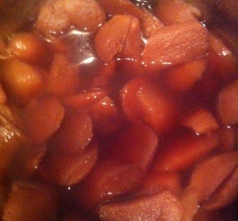 stoofpeertjes recept met port