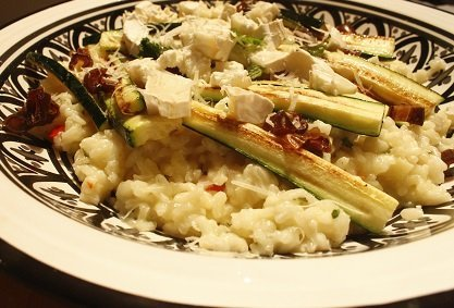 oosterse risotto