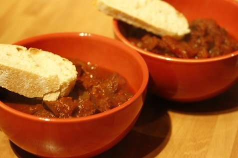 Italiaanse lamsstoofpot foodblog Foodinista recept