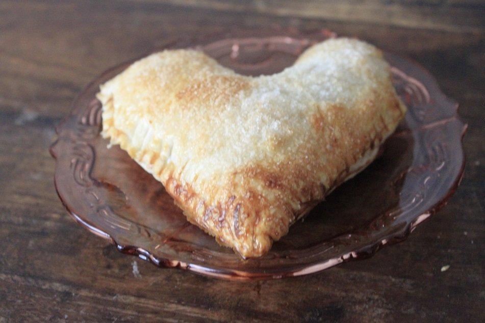 Valentijns appel kersen harten valentijns recept