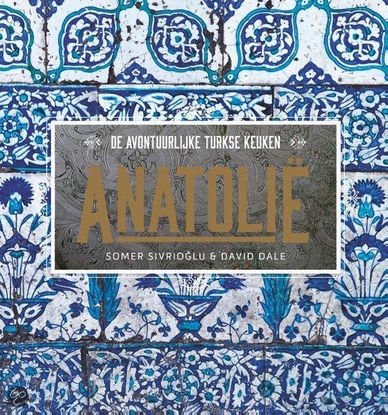 Favoriete kookboek mei Anatolië kookboek Turkse keuken